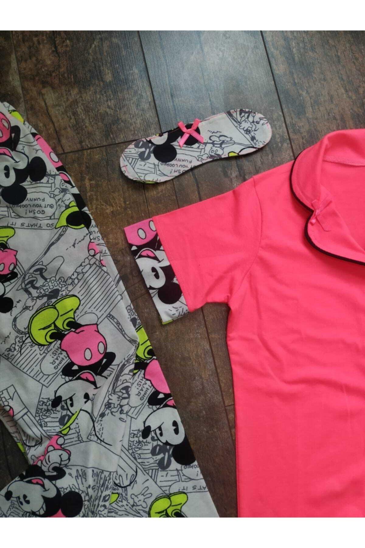 Lolliboomkids Kız Cocuk Pijama Takımı 2