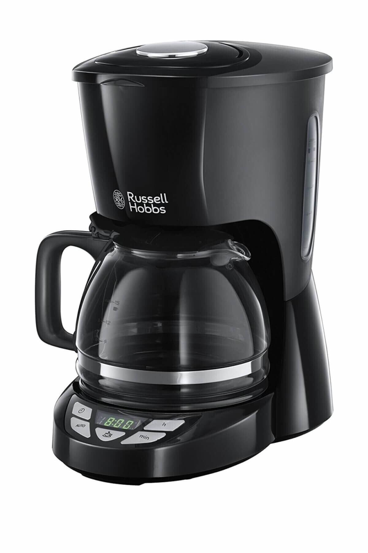 RUSSELL HOBBS Dijital Zaman Ayarlı Filtre Kahve Makinesi 1