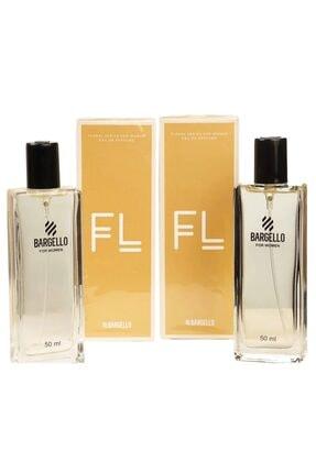 Bargello 254 Floral Edp 50 ml Kadın Parfüm 2 Adet