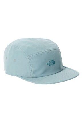 THE NORTH FACE Unisex Mavi Baskılı Şapka  - T93vvhbdt