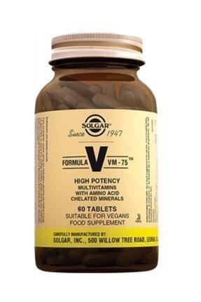 Solgar Formula Vm - 75 60 Tablet Skt: