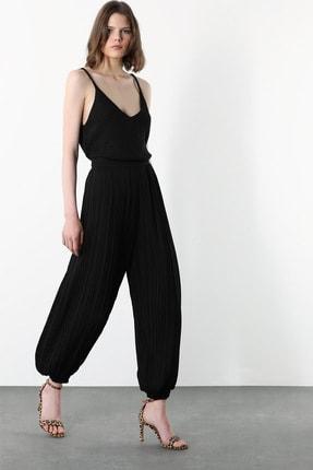 Network Kadın Regular Fit Pilili Pantolon 1079101