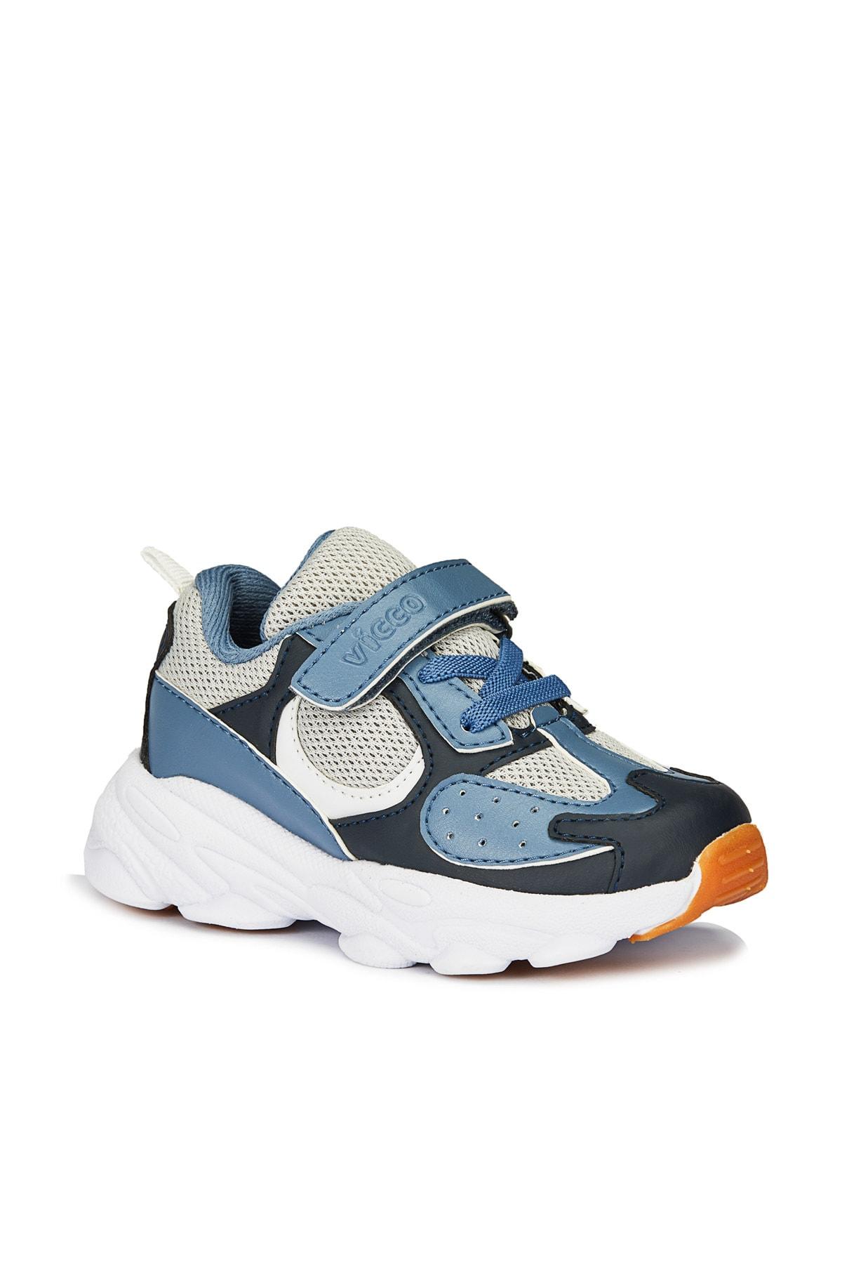 Vicco Niro Unisex Çocuk Kot Spor Ayakkabı 1