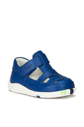 Vicco Daffy Iı Erkek Bebe Saks Mavi Günlük Ayakkabı