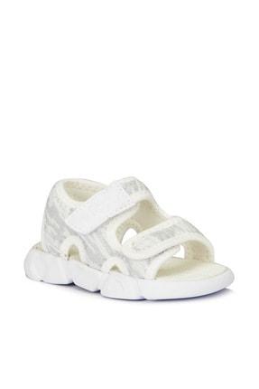 Vicco Kuki Unisex Ilk Adım Beyaz Sandalet