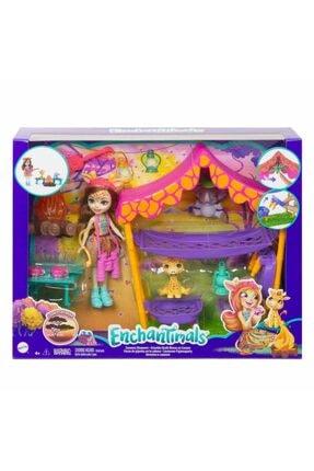Enchantimals Kamp Eğlencesi Oyun Seti
