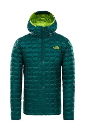 THE NORTH FACE Thermoball Hoody Erkek Mont Yeşil