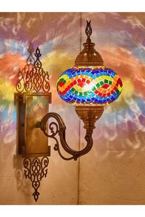 Demmex Cafe Otel Salon Koridor Balkon Bahçe Aydınlatma Aplik Gece Lamba