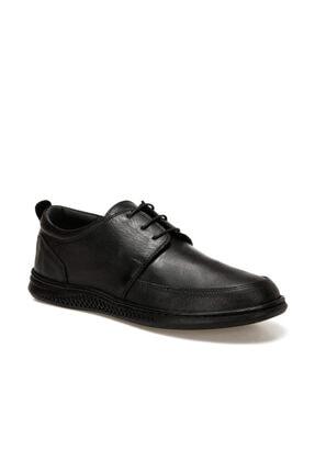 Flogart 4323 Siyah Erkek Klasik Ayakkabı