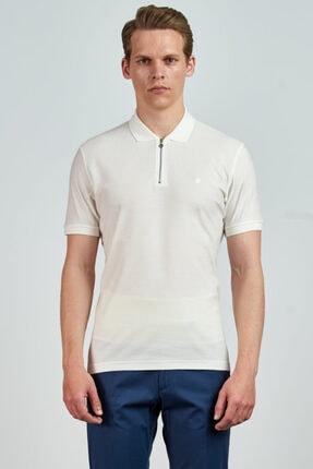 Giovane Gentile Erkek Beyaz T-shirt