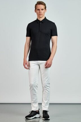 Giovane Gentile Erkek Siyah Giovane G. Designers T-Shirt GC0653202167