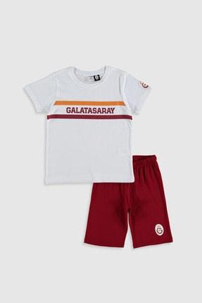 LC Waikiki Galatasaray Erkek Çocuk J4N Pijama Takımı