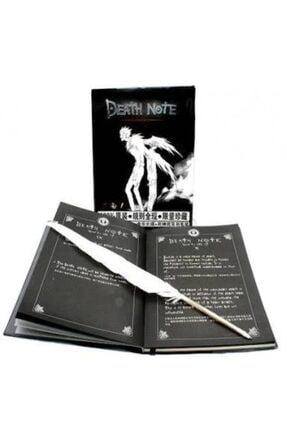 Köstebek Death Note Cosplay Defter Ve Tüy Kalem