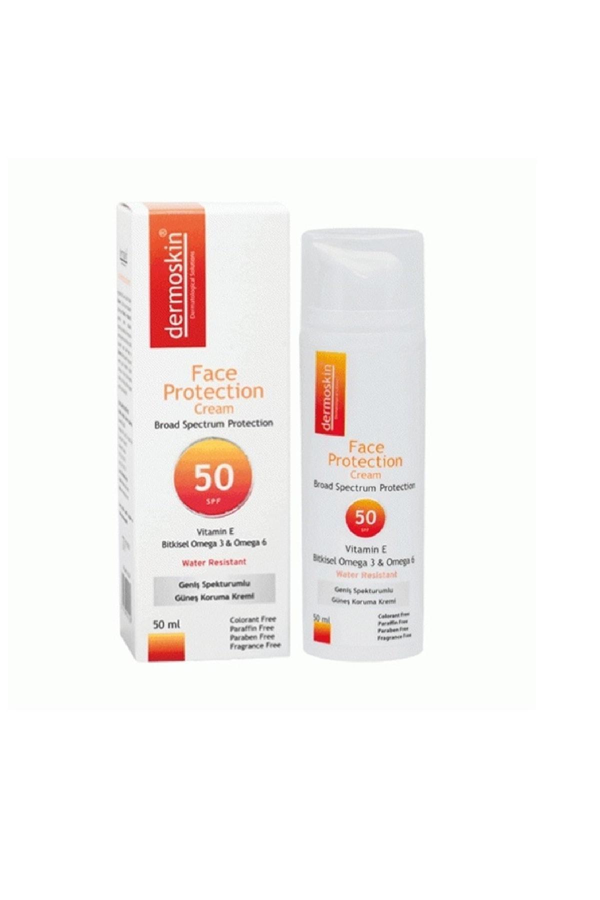 Dermoskin Face Protection Kremi Spf 50+ 1
