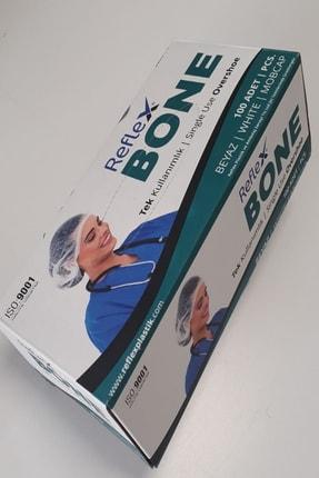 Reflex Bone 100 Adet Tek Kullanımlık Çok Amaçlı Saç Bonesi (2 Adet)
