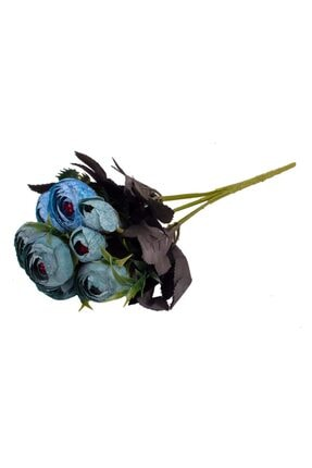 KAZIM ALIÇ Şakayık Yapay Mavi Çiçek