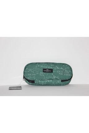 Faber Castell Yeşil Oval Kalemlik