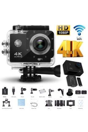 Angel Eye Angeleye Ks-503 4k Ultra Hd 170 Derece Wifi Aksiyon Kamera