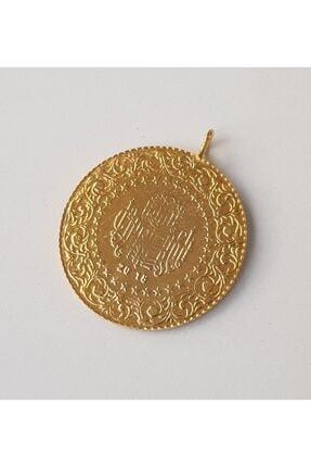 TURKUAZ 22 Ayar Altın Kaplama İmitasyon Tam Altın
