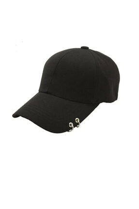 Köstebek Kpop Bts Snapback Piercingli Şapka