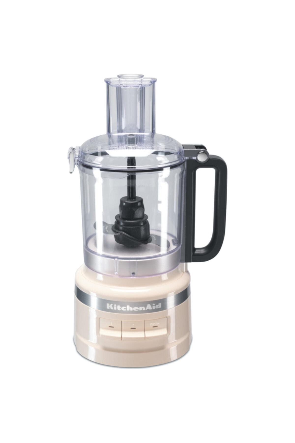 Kitchenaid Almond Cream 2,1 Litre Mutfak Robotu 1