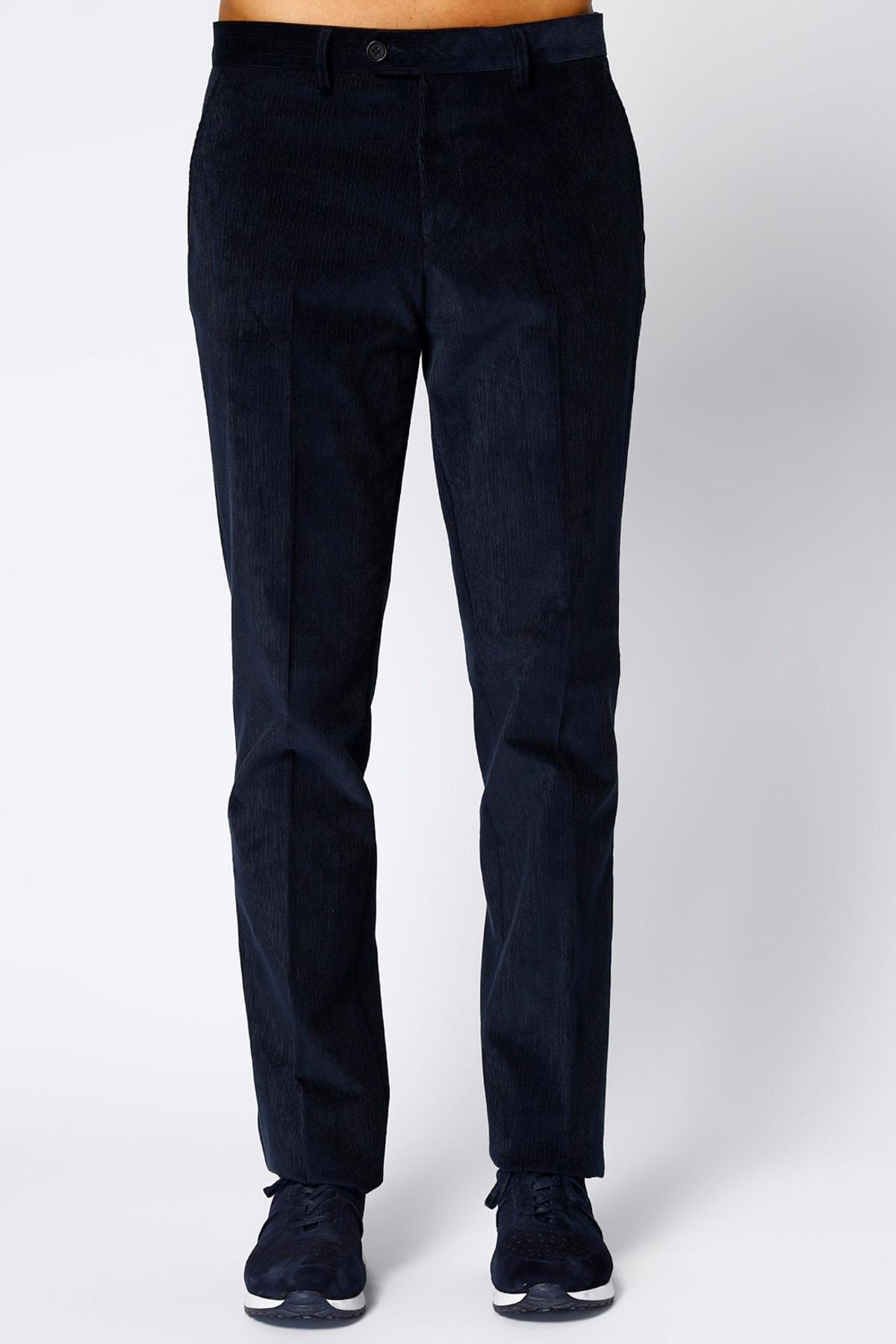 Cotton Bar Erkek Lacivert Pantolon 502953515 / Boyner 1