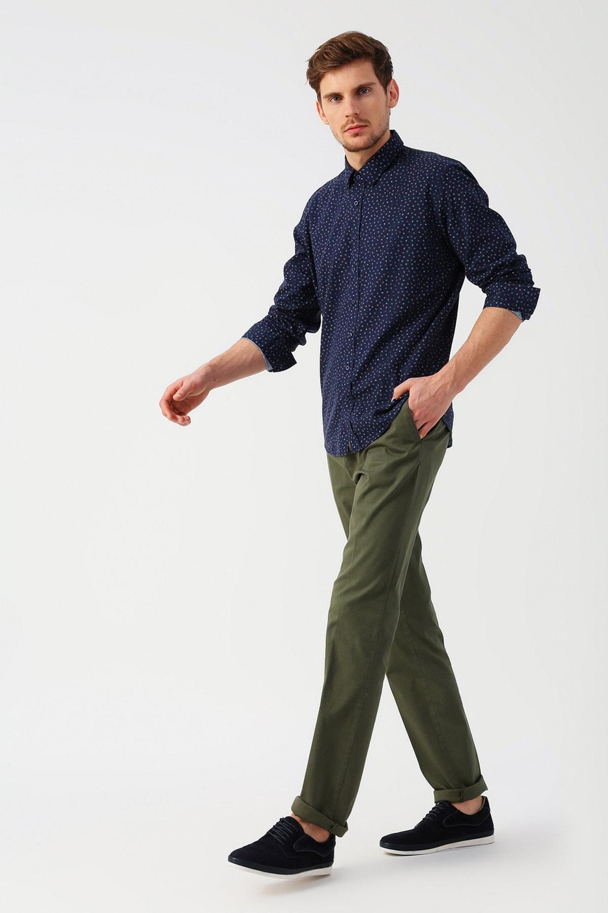 Cotton Bar Pantolon 1