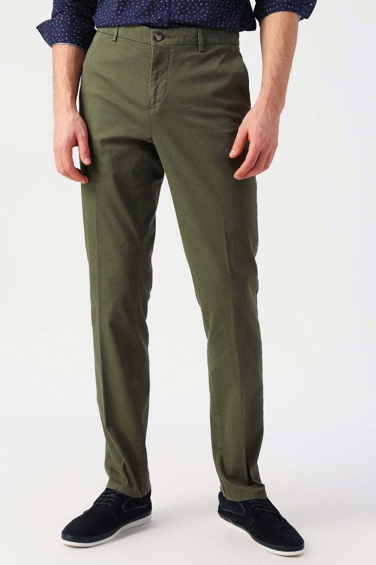 Cotton Bar Pantolon 2
