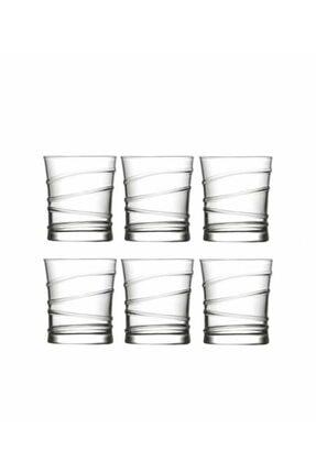 LAV Ring 6 Adet Kahve Yanı Su Bardağı 65 Cc Shot-likör Bardak Rng302