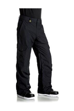 Quiksilver Porter Erkek Kayak ve Snowboard Pantolonu Siyah