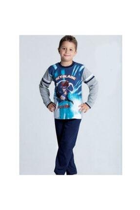 BEYBLADE Çocuk Lisanslı Pijama Takımı  3525