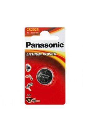 PANASONIC Cr-2025el/1bp Lityum Düğme Pil 3 Volt Tekli Paket