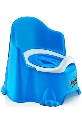 Bi' Home Unisex Çocuk Mavi Lazımlık