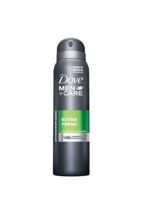 Dove Extra Fresh Erkek Deodorant 150 ml
