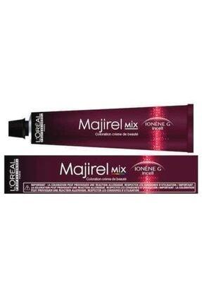 L'oreal Professionnel Majirel Mix Saç Boyası 50 ml Kızıl
