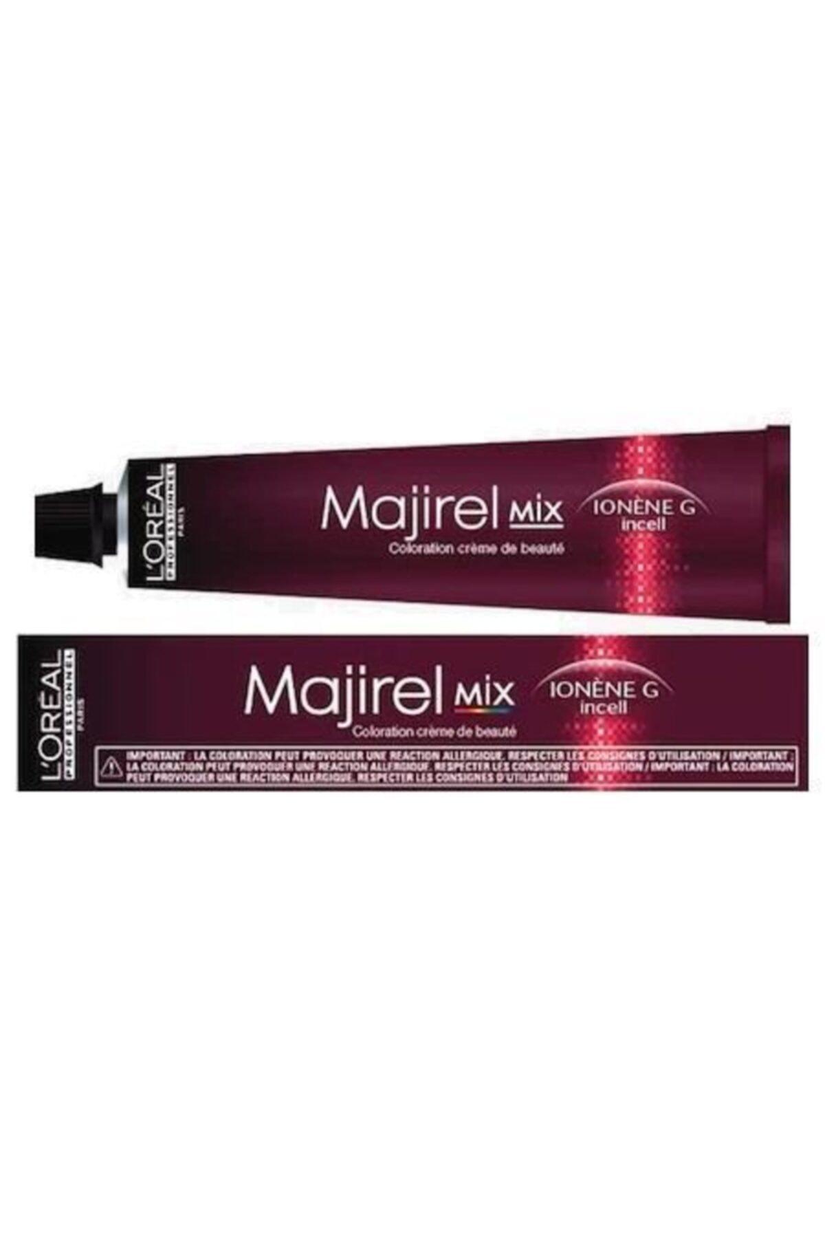 L'oreal Professionnel Majirel Mix Saç Boyası 50 ml Kızıl 1