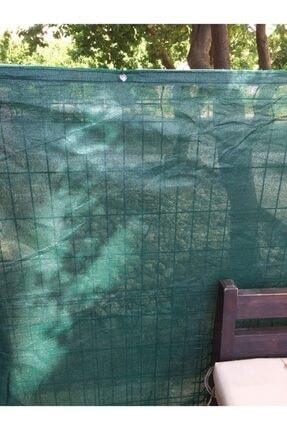 Asenya Balkon Bezi Balkon Brandası 0,50x15 M %95 Yeşil Gölgelik