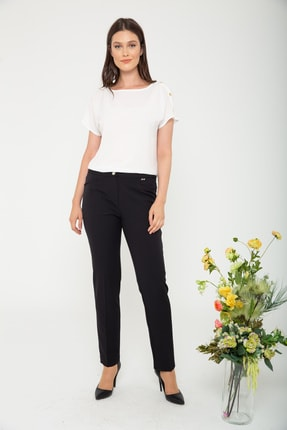 Olcay Logolu Basic Pantolon
