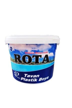 ROTA Tavan Boyası Mükemmel Beyazlık 3,5 kg