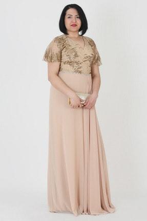 Günay Giyim Fidan Abiye Elbise 3801
