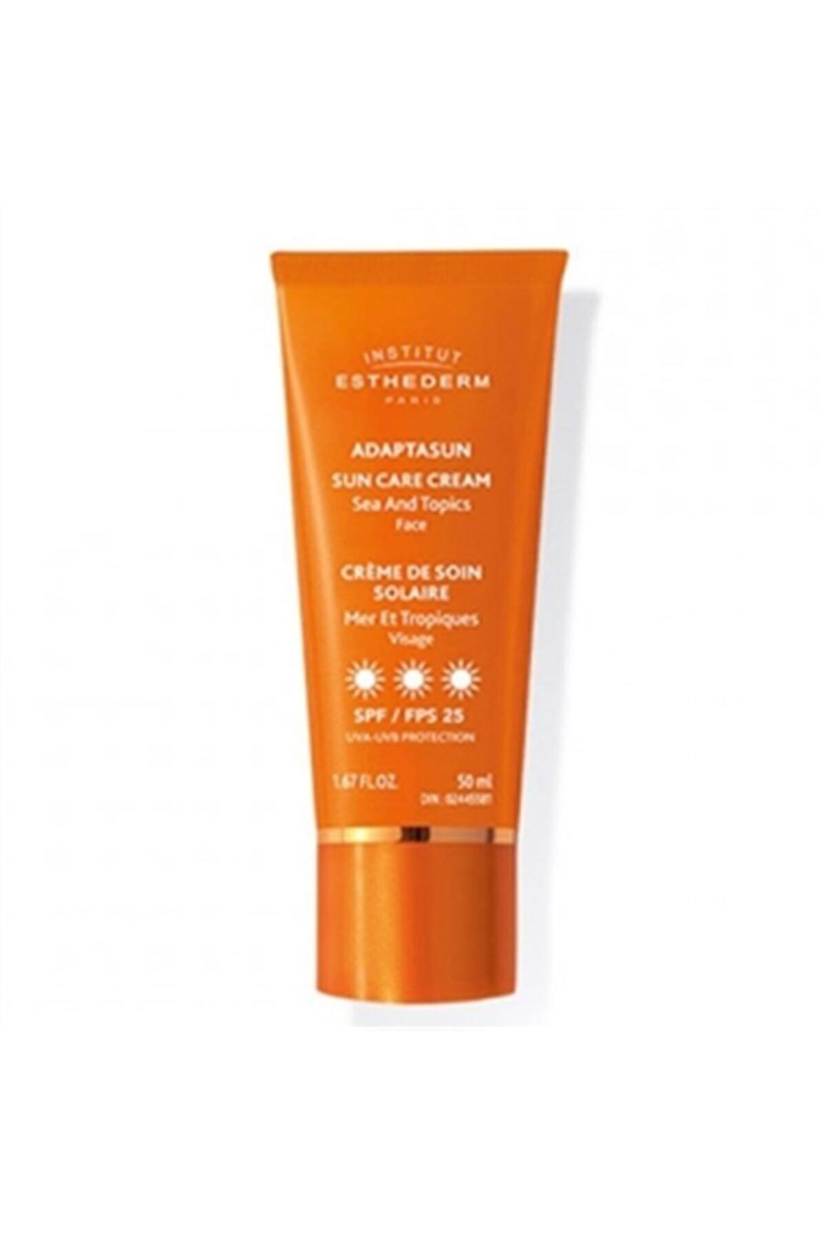 INSTITUT ESTHEDERM Adaptasun Sensitive Skin Face Cream Extreme Sun 50 Ml 1