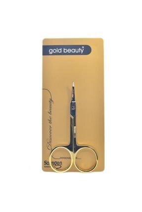 Gold Beauty Manikür Makası Ep212  8697406551209