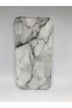 Apple Iphone Xr Granit Mermer Desenli Kılıf