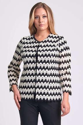 Ekol Kadın Siyah Dantel Ceket