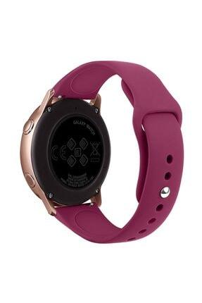 Ekoodukkan Samsung Galaxy Watch Active 2 44mm Akıllı Saat Silikon Kordon