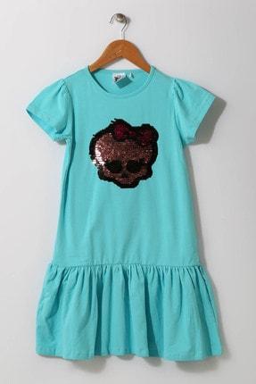 MONSTER HIGH Kız Çocuk Mavi Elbise / Boyner