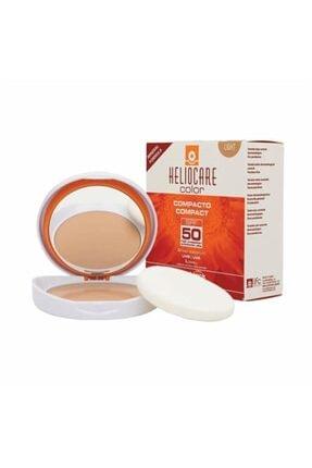 Heliocare Advanced Compact Spf 50 10 gr ( Light Buğday Ten )
