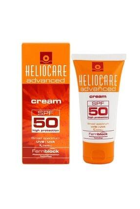 Heliocare Advanced Cream Güneş Koruyucu Krem Spf 50 50 ml