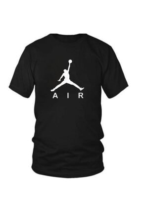one look Air Jordan Air Logo T-shirt