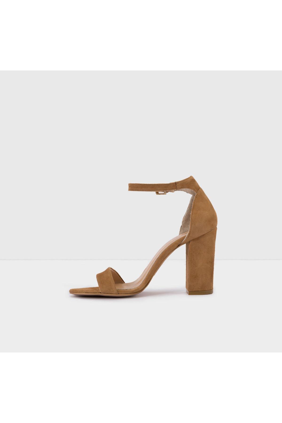 Aldo JERAYCLYA-TR - Taba Kadın Topuklu Sandalet 2
